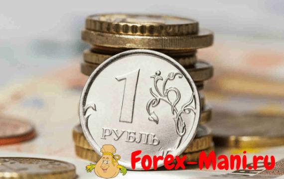 рублевый счет на форекс